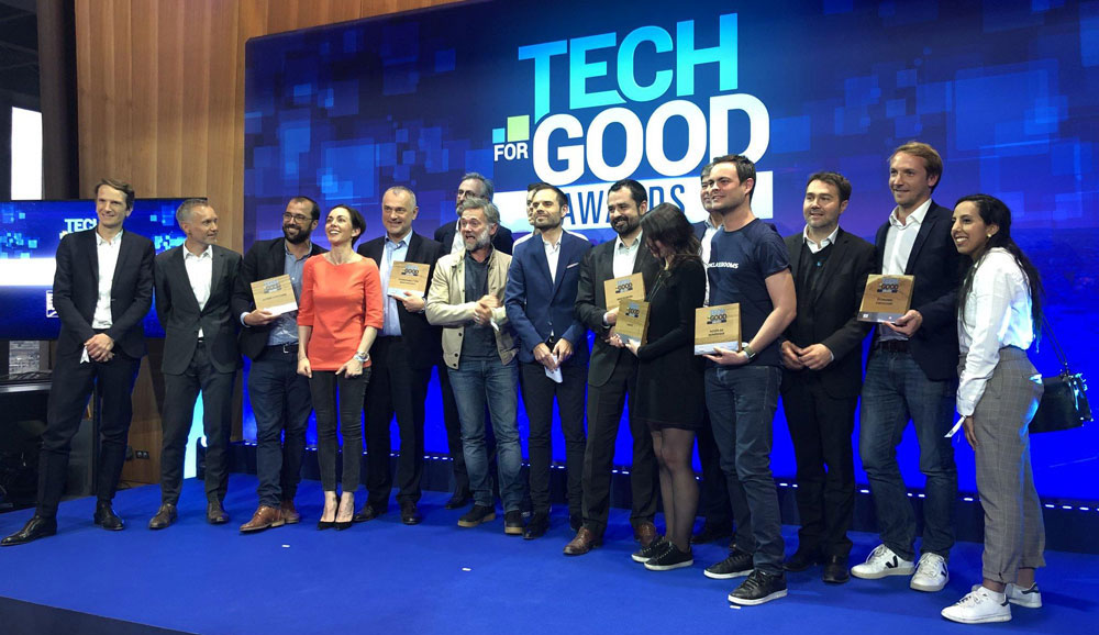 BOOSTHEAT a reçu le Tech For Good Award